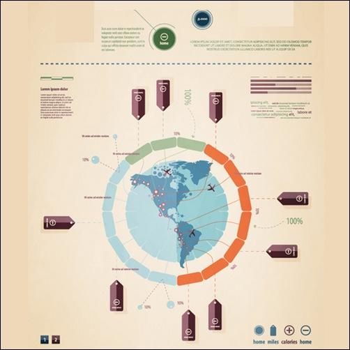 infographicsretro