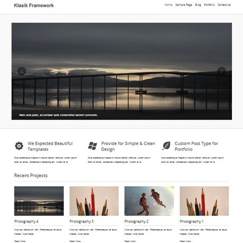 20+ New FREE WordPress Themes from August 2013