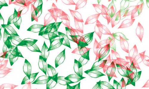 Leafy Sample Brushes