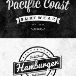 6 Free Customizable Retro/Vintage Logos & Emblems