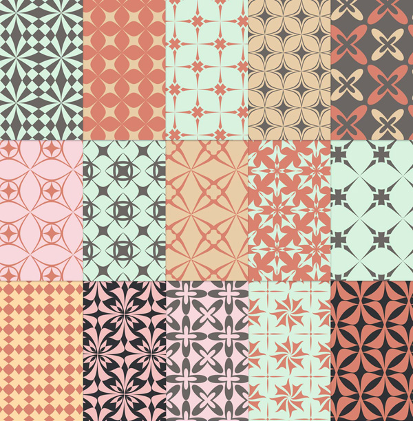 New free website graphics: Free Download: 25 Free Retro Patterns