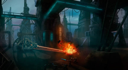 Create a Science Fiction Environment With Photoshop