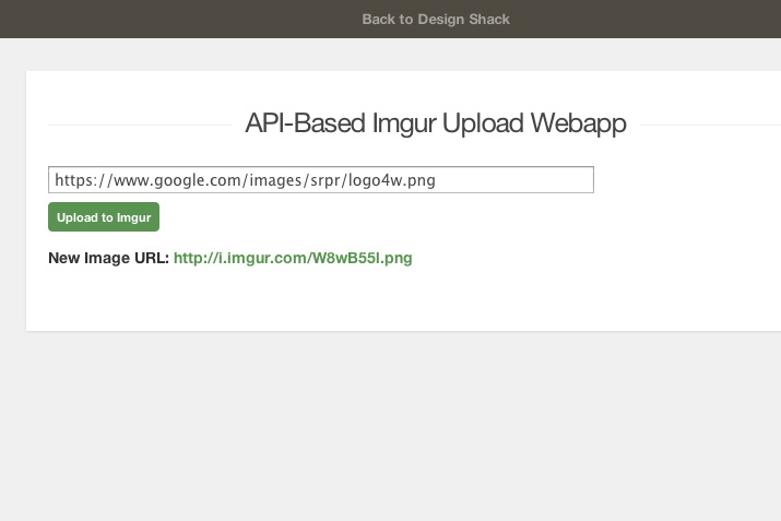 preview tutorial imgur mirror upload jquery php