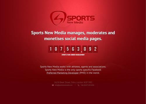 Sports New Media