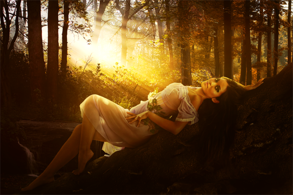 Create a Romantic and Warm Portrait Photo Manipulation in Photoshop