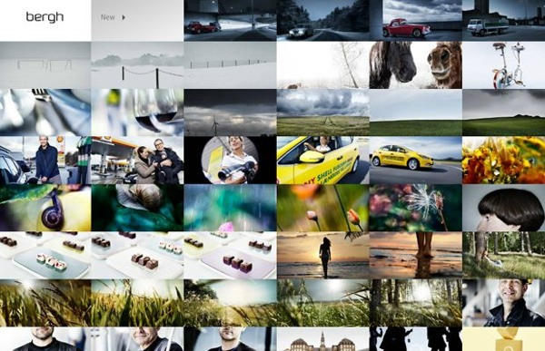 30 Examples of Impressive Photographer's Websites
