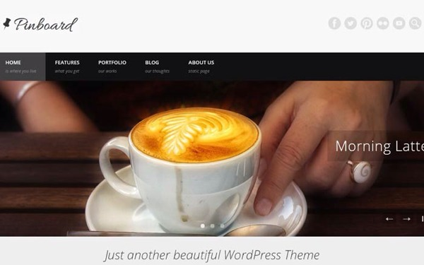 20 Free and Premium Responsive WordPress Theme