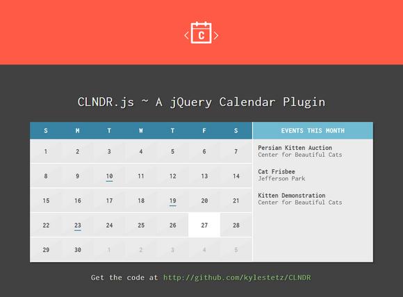jquery-calendar-plugin