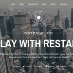 40+ Best Single Page WordPress Themes
