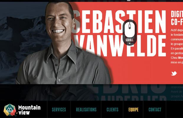 digital website layout agency mountain view