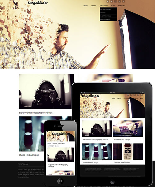21 Free Responsive WordPress Themes