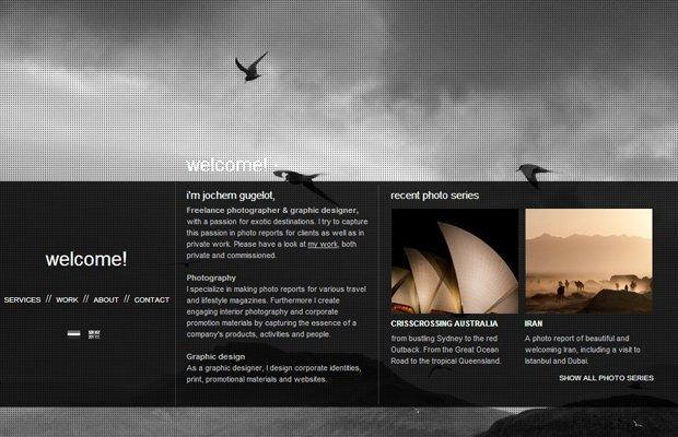 jochem gugelot website portfolio photos