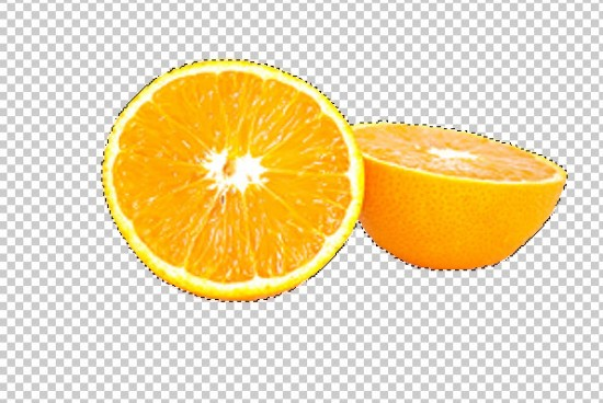3 sel 550x368 Create Fresh Fruit 3D Text Effect in Photoshop