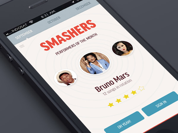 Smashers by Henrik Juhl
