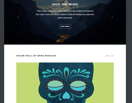 21 Absolutely New Responsive Blog/Magazine Style WordPress Themes
