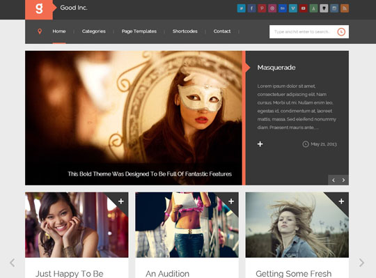 21.best wordpress responsive themes