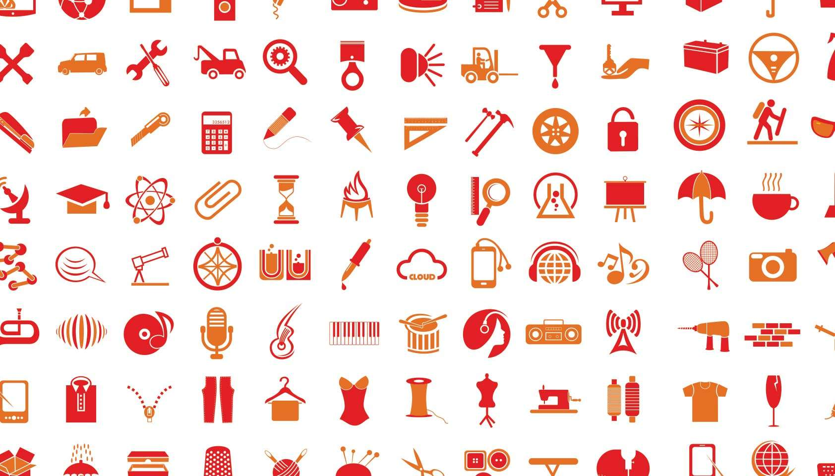 Freebies Pack – 200 Vector Icons
