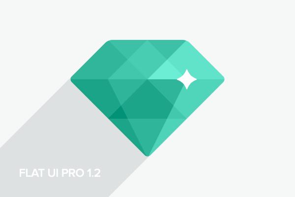 Flat UI Pro 1.2 Released