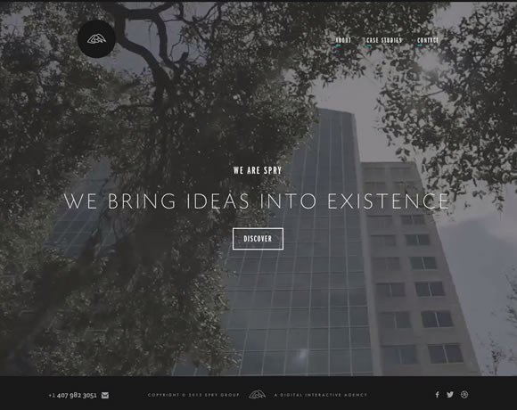 13 Beautiful Design Agency Websites