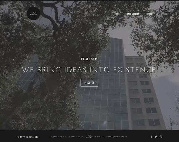 13 Beautiful Design Agency Websites