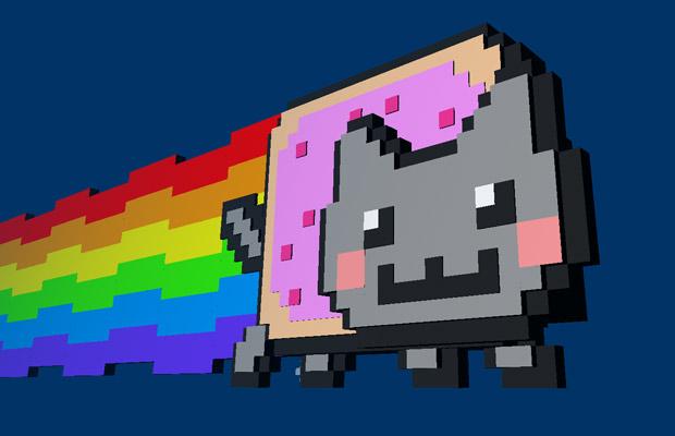 WebGL Nyan Cat