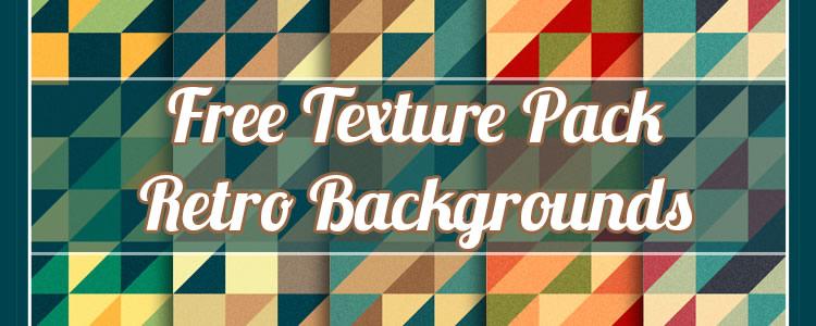 5 Retro Backgrounds JPG