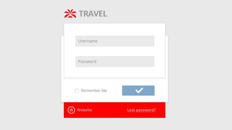 User Login Form