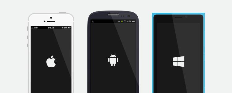 Mobile Design Kit
