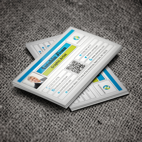 Stylish Professional Business Card