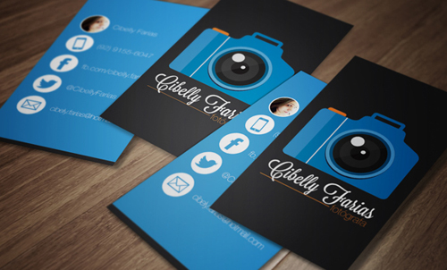 35 stylish business cards design for inspiration