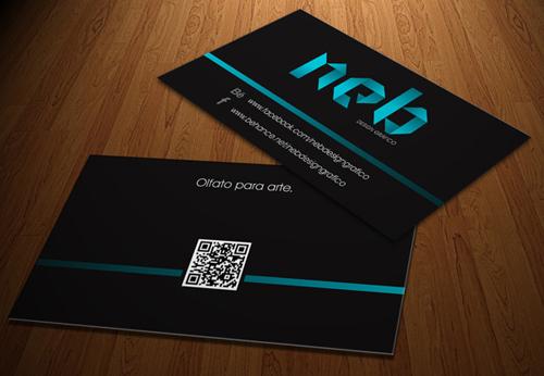 Business Card - Neb Design Grafico