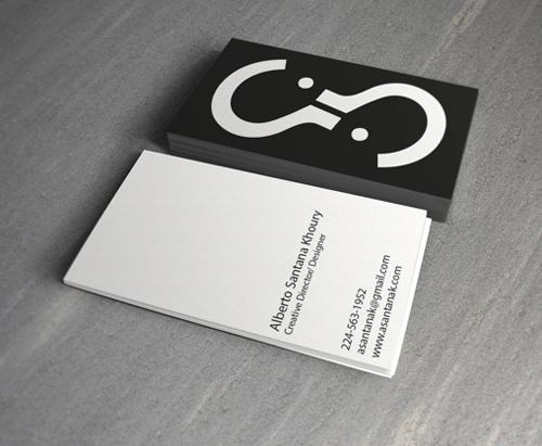 Logo design Business Card