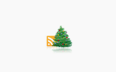 Christmas RSS Icon