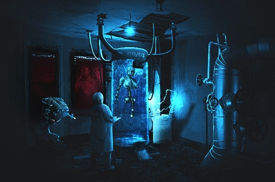 "Create ""Dark Scientist"" Conceptual Photo Manipulation in Photoshop"