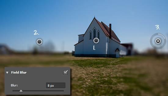 blur tools tutorial