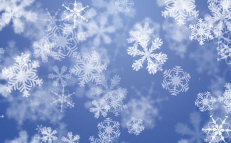 Very Snowy Tutorial
