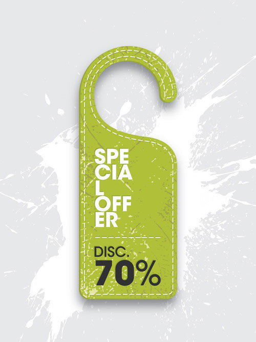 Vector Special Offer Tag