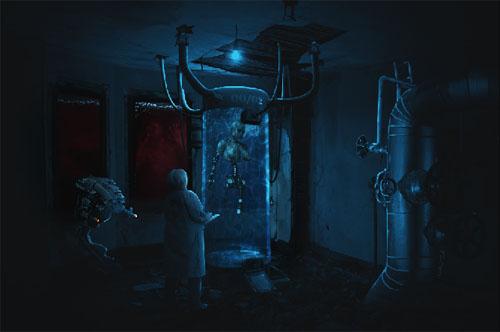 71 Create Dark Scientist Conceptual Photo Manipulation in Photoshop