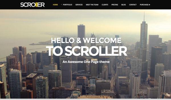 Scroller Theme