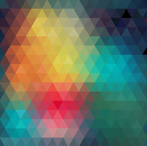 Abstract Pixelated Background Vector (Free)