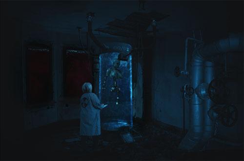 55 Create Dark Scientist Conceptual Photo Manipulation in Photoshop