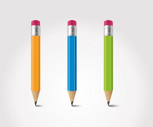Free Vector Pencil illustration