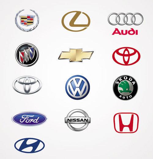 Vector Car Logos (Free)