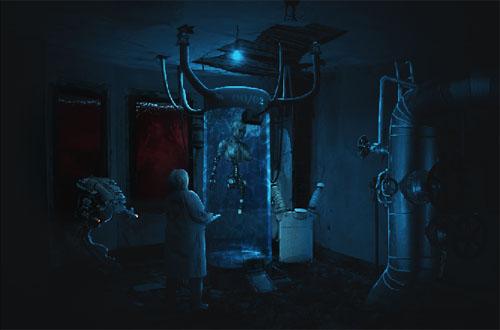 72 Create Dark Scientist Conceptual Photo Manipulation in Photoshop