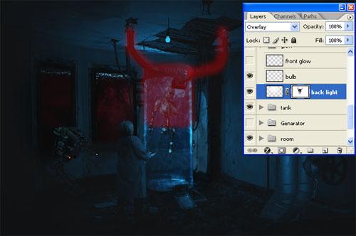 65 Create Dark Scientist Conceptual Photo Manipulation in Photoshop