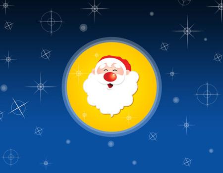 The Santa Claus Wallpaper Christmas Photoshop Tutorials