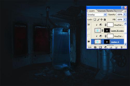 46 Create Dark Scientist Conceptual Photo Manipulation in Photoshop