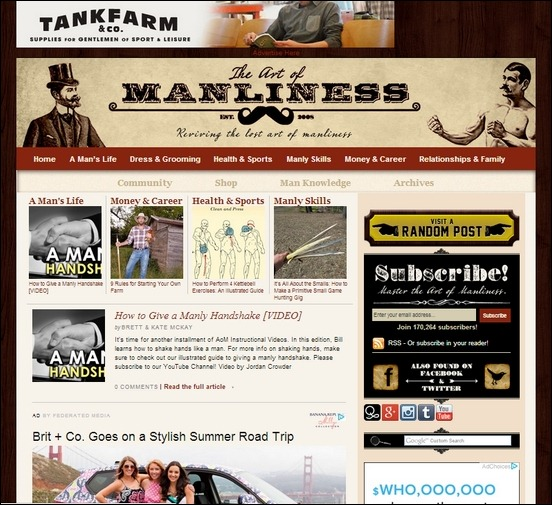 the-art-of-manliness