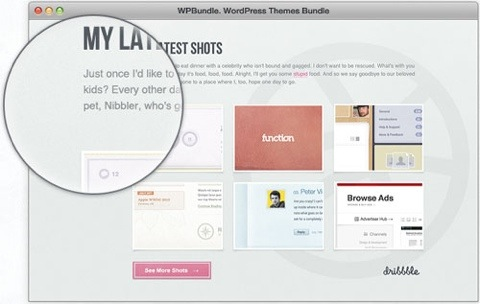 Free PSD Browser Templates