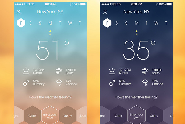 Weather! by Fueled